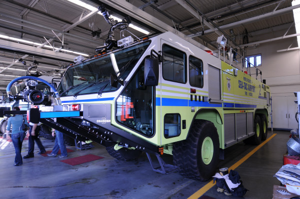 Port of Seattle Fire Department «